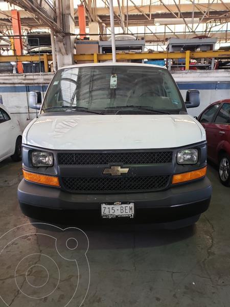 Chevrolet Express LS D 12 pas usado (2017) color Blanco precio $369,899