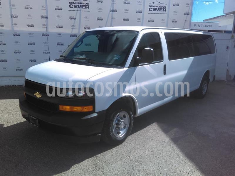 Chevrolet Express LS C 15 Pas usado (2019) color Blanco precio $550,000