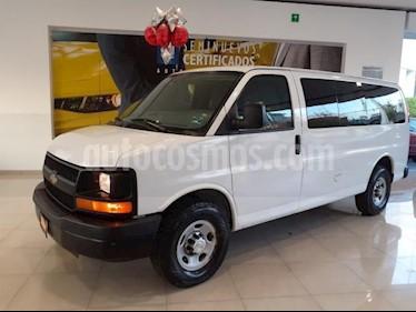 Chevrolet Express 4P LS V8/5.3 AUT 8/PAS usado (2015) color Blanco precio $323,900