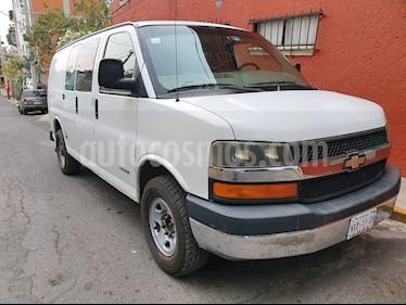 Chevrolet Express Cargo Van Paq C (V8) usado (2003) color Blanco precio $94,000