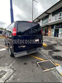 Chevrolet Express Passenger Van Paq L 8 Pas (V8) usado (2014) color Azul Onyx precio $275,000