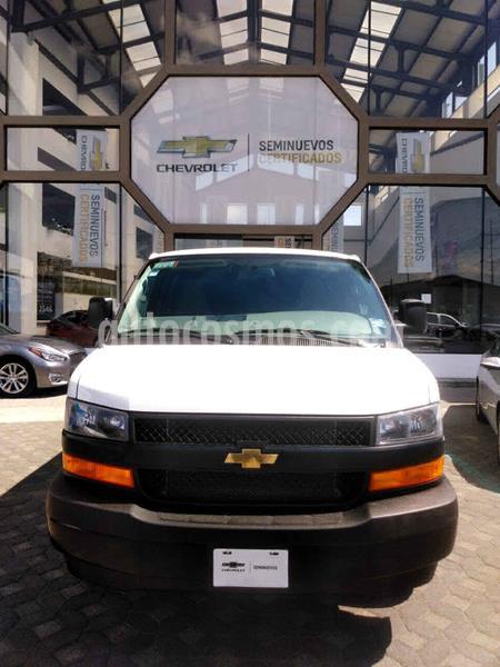 Chevrolet Express LS L 12 Pas usado (2019) color Blanco precio $550,000
