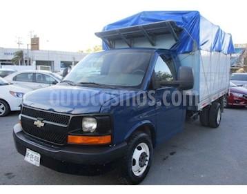 Chevrolet Express Cargo Van 1500 (V6) usado (2011) color Blanco precio $180,000