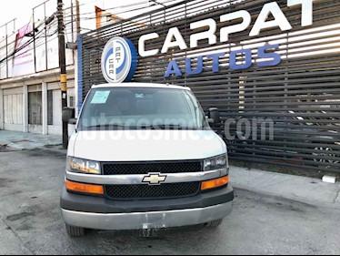 Chevrolet Express Cargo Van LS 4.3L usado (2012) color Blanco precio $169,000