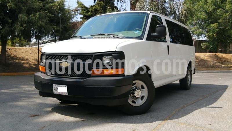 Chevrolet Express Cargo Van LS 6.0L usado (2017) color Blanco precio $344,000