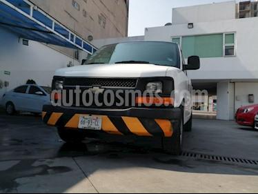 Chevrolet Express Cargo Van LS 6.0L usado (2013) color Blanco precio $197,800