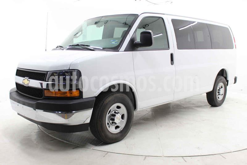 Chevrolet Express LS C 15 Pas usado (2018) color Blanco precio $400,000