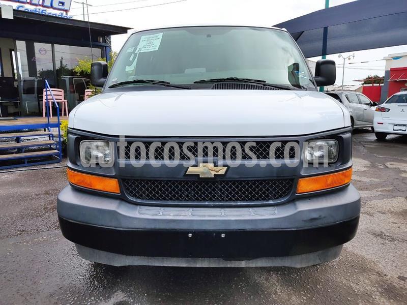 Chevrolet Express LS D 12 pas usado (2017) color Blanco precio $400,000