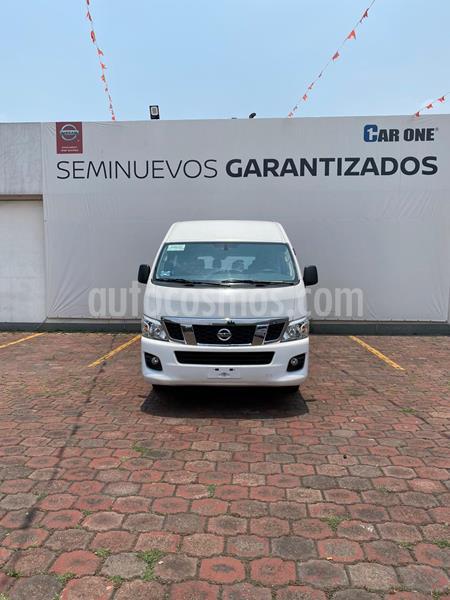 Chevrolet Express Passenger Van Paq C 15 Pas (V6) usado (2016) color Blanco precio $314,900