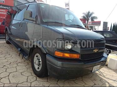 Chevrolet Express Passenger Van LS 8 Pas 6.0L usado (2017) color Gris precio $850,000