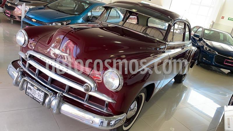 Chevrolet Fleetline Sedan usado (1949) color Rojo precio $250,000