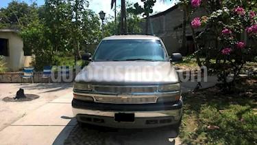 Foto venta carro usado Chevrolet Grand Blazer Auto. 4x4 (2001) color Bronce precio u$s4.600