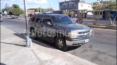 Chevrolet Grand Blazer 4p 4x4 V8,5.3i,16v A 1 2 usado (2001) color Gris precio BoF4.500