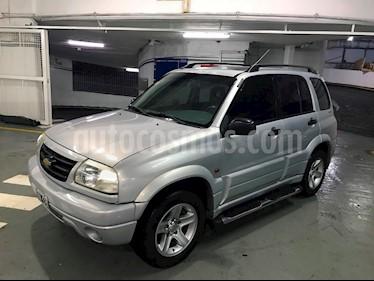 Foto venta Auto usado Chevrolet Grand Vitara 5P 2.0 (2001) color Gris precio $275.000