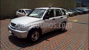 Chevrolet Grand Vitara 5P 4X4 Ac Aut  usado (2002) color Blanco precio u$s7.800