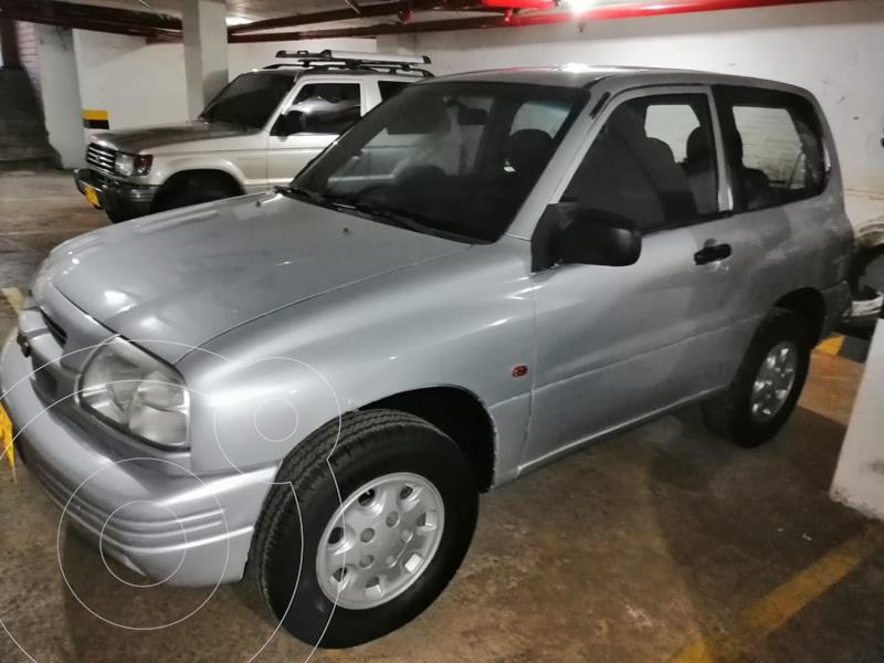 Chevrolet Grand Vitara 3P 1.6L 4x4 usado (2001) color Gris precio $21.000.000