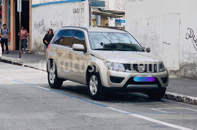 Chevrolet Grand Vitara SZ 2.0L 4x2 usado (2019) color Dorado precio u$s22.000