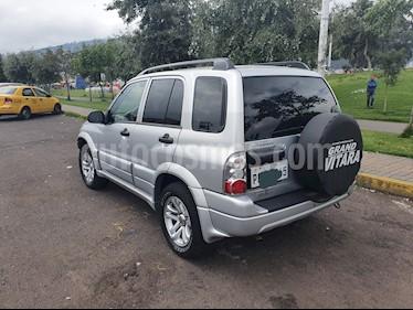 Chevrolet Grand Vitara 5P Ac usado (2016) color Plata precio u$s15.800