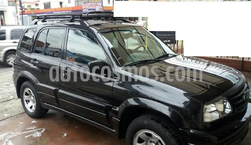 Chevrolet Grand Vitara SZ 2.0L 4x2 usado (2014) color Negro precio u$s13.000