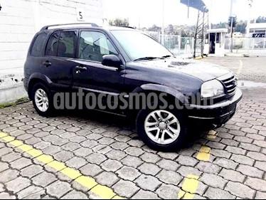 Chevrolet Grand Vitara 5P Ac usado (2014) color Negro precio u$s16.000