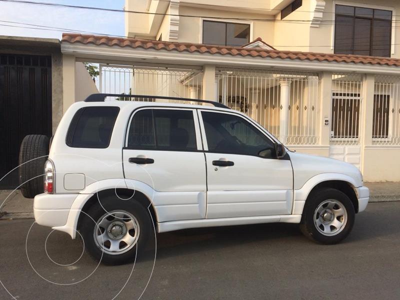 Chevrolet Grand Vitara 5P Ac usado (2013) color Blanco precio u$s15.000