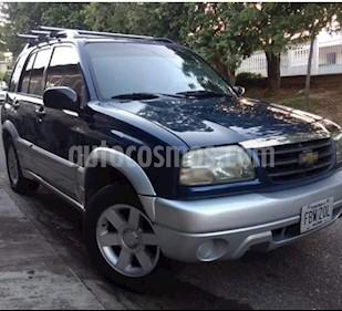 Chevrolet Grand Vitara Sinc. 4x4 3P usado (2007) color Azul precio BoF200.350.035