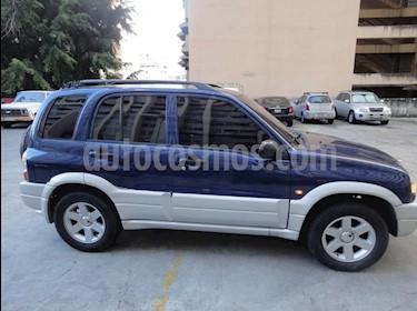 Foto venta carro Usado Chevrolet Grand Vitara Sinc. 4x4 5P (2007) color Azul precio u$s8.000