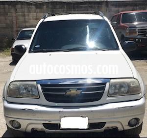 Chevrolet Grand Vitara Sinc. 4x4 5P usado (2007) color Blanco precio BoF3.200