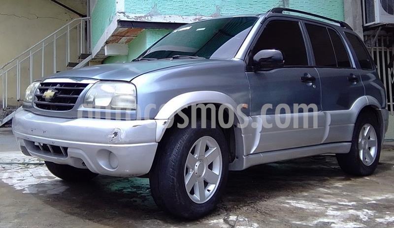 Chevrolet Grand Vitara 5 Ptas 4x4 L4,2.0i,16v S 2 2 usado (2007) color Gris precio u$s3.400