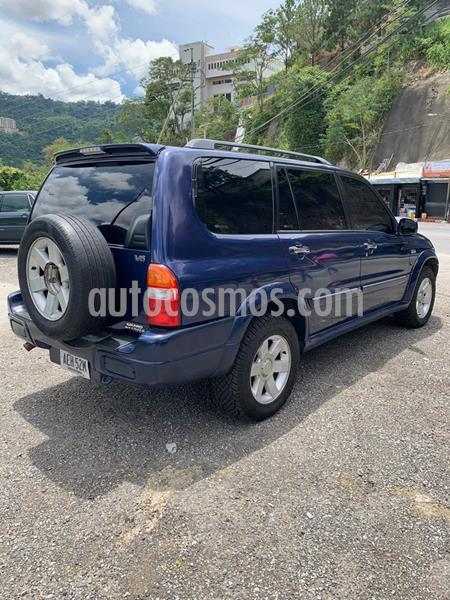 Chevrolet Grand Vitara XL-7 Auto. 4x4 usado (2003) color Azul precio BoF4.300