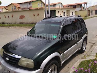 Chevrolet Grand Vitara 5 Ptas 4x4 L4,2.0i,16v S 2 2 usado (2005) color Verde precio u$s2.002