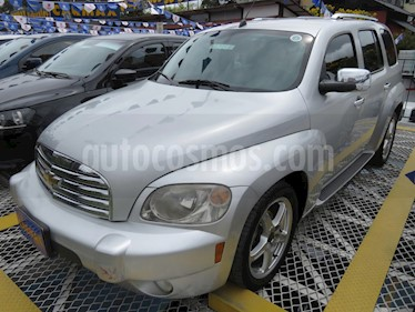 foto Chevrolet HHR 2.4L Aut usado (2009) color Plata precio $22.900.000