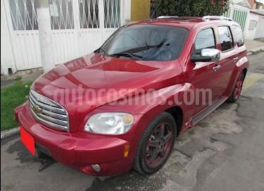 Chevrolet HHR 2.4 Aut usado (2012) color Rojo precio $17.000.000