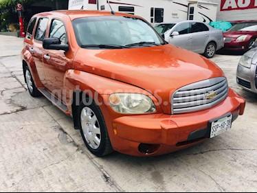 Chevrolet HHR 2.4L Paq. D usado (2007) color Naranja precio $69,000