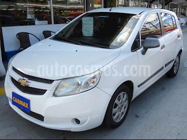 Foto venta Carro usado Chevrolet LUV D-Max 3.0L 4x4 Di FE Cabina Doble (2018) color Plata Escuna precio $889.000