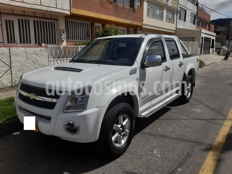 Chevrolet LUV D-Max CD 3.0L TDi FE 4x4 usado (2012) color Blanco precio $55.000.000