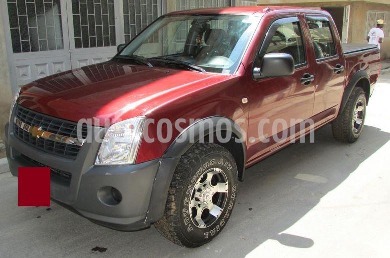 Chevrolet LUV D-Max CD 3.0L TDi FE 4x4 usado (2011) color Rojo precio $35.000.000