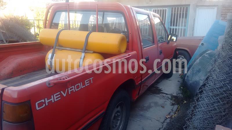 Chevrolet LUV 2.3 CD 4x2 usado (1994) color Rojo precio $320.000