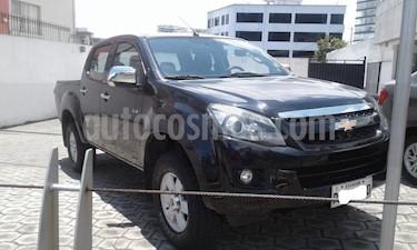 Chevrolet Luv CD V6 4X4 3.2 AC usado (2014) color Negro precio u$s28.000
