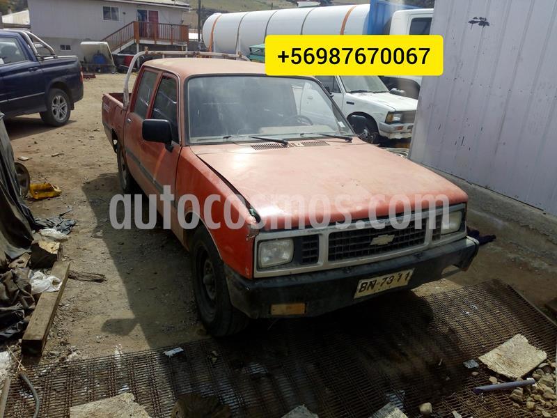 Chevrolet LUV 2.2 Wagon usado (1987) color Rojo precio $1.000.000