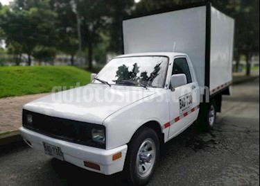 Chevrolet LUV CS 4x2 Larga usado (1989) color Blanco precio $13.900.000