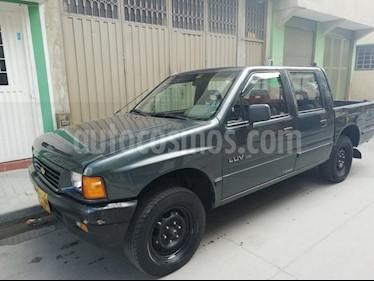 Foto venta Carro usado Chevrolet LUV DobCab4x2 Standard (1997) color Verde precio $14.000.000