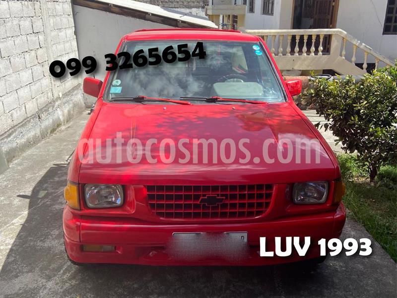 Chevrolet Luv CS 4X2 TM 2.2 usado (1993) color Rojo precio u$s7.800