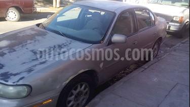 Foto venta Auto usado Chevrolet Malibu 2.2L LX (1997) color Gris precio $18,500