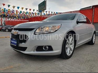 Foto venta Auto usado Chevrolet Malibu 2.2L Paq A (2016) color Plata precio $220,000