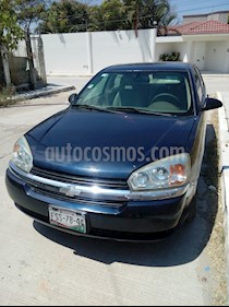 Foto venta Auto usado Chevrolet Malibu 3.5L LS Paq D (2004) color Azul precio $65,000