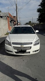 Foto venta Auto usado Chevrolet Malibu 3.6L LTZ Paq G (2011) color Blanco precio $130,000