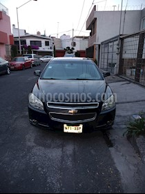Chevrolet Malibu 3.6L LTZ Paq G usado (2008) color Negro precio $85,000