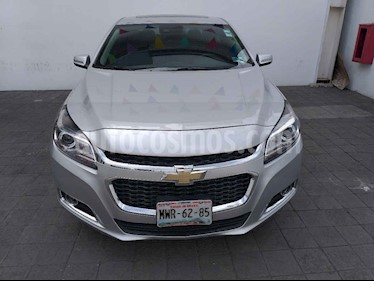 foto Chevrolet Malibú 3.6L LTZ Paq G usado (2015) color Plata precio $220,000