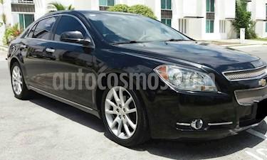 Foto venta Auto usado Chevrolet Malibu 3.6L LTZ Paq G (2009) color Negro precio $110,000
